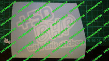 50 BHP WITH THIS STICKER FUNNY CAR DECAL  AUDI VW VAUXHALL HONDA SEAT CHOPPED