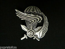 Fregio 9° Col Moschin Folgore Esercito Italiano da Basco Militare in metallo