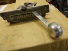 1957 Mercury Dash Heater Thermostst Control.