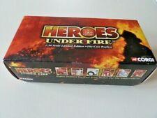 Corgi Heroes Under Fire Pumper Wilkes-barre PA Seagrave 70th Aniv Us50507