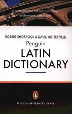 The Penguin Latin Dictionary: A Comprehensive Dictionary for Today's Students an