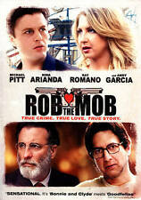 Rob the Mob (DVD, 2014) Andy Garcia Ray Romano Brand New & Sealed FREE SHIPPING