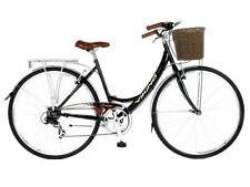 Vélos noirs avec des freins en v