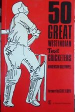 Dalrymple 50 Great Westindian Test Cricketers Foreword by Clive Lloyd   ST 9