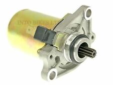 Heavy Duty Starter Motor For Gilera Ice 50 C30000 2001 - 2002