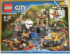 LEGO CITY JUNGLE `` EXPLORATION SITE ´´ Ref 60161 NEW BRAND NEW