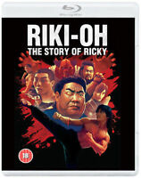 Riki-Oh - The Story Of Ricky Blu-Ray + DVD Nuovo (FHEDF3244)
