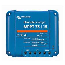 Victron R���‰GULATEUR DE CHARGE ENERGIE BlueSolar MPPT 75/10, 75/15, 100/15 pour
