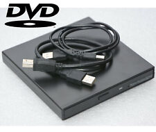 External USB Dvd-Rom Cdrom Drive DVD Drive Compatible M Win XP 7 8 10 #Lw2