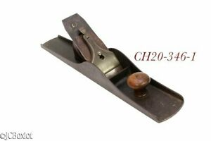 old antique large 8 size L BAILEY VERTICAL POST woodworking plane