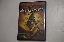 Jeepers Creepers Special Edition DVD  /w Lenticular Slipcover! Justin Long