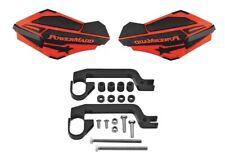 PowerMadd Sentinel MX ATV Handguards W/ Mount Kit Red/Black 34402