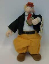 Popeye's Wimpy Plush Doll Toy with Tags