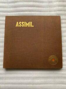 Méthode  disques ASSIMIL LE RUSSE SANS PEINE