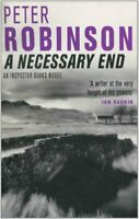 A Necessary End by Robinson  Peter Book The Fast Free Shipping