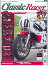 CLASSIC RACER No.153 J/Feb 2012(NEW COPY)*Post included to UK/Europe/USA/Canada