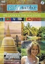 Pilot Guides - Sri Lanka And The Maldives (DVD, 2007)--FREE POSTAGE