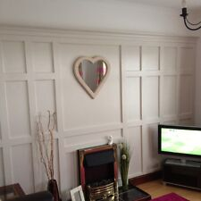 Wall Panels Cladding Panelling Full Wall MOISTURE RESISTANT Can be Primed