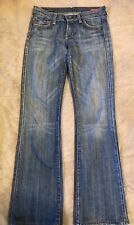 CITIZENS OF HUMANITY Medium Wash Size 25x30 Kelly #001 Low Waist Bootcut Stretch