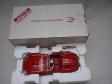 Danbury mint Model of a 1958 Ferrari 250 testa Rossa, Boxed, ( NMB )