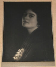 Superb Original Photograph by Jesse T. Banfield, printed & signed by Him c. 1925