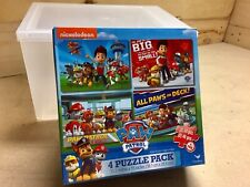 Ravensburger - Paw Patrol - 4 in 1 Jigsaw Puzzle