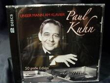 Paul Kuhn - 50 Große Erfolge  -2CDs