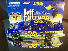 Jeff Green #30 AOL America Online Looney Tunes Daffy Duck 2001 Chevrolet M.C.