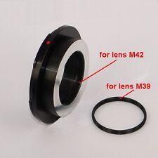 Hasselblad raccordo macro per ottiche vite M42; Leica 39x1; T2 - ID 4115