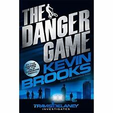 The Danger Game by Kevin Brooks (Paperback, 2014) - Very Good Condition