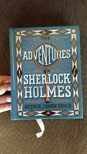 The Adventures of Sherlock Holmes by Sir Arthur Conan Doyle (Leather, 1st Print)