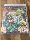 PS3: JOJO'S BIZARRE ADVENTURE ALL STAR BATTLE - NEUF / NEW -