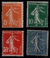 L'ANNÉE 1921 Complète, Neufs ** = Cote 109 € / Lot Timbres France 158 à 161