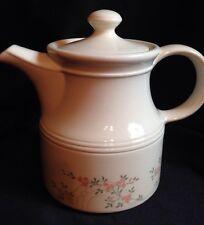 Biltons England Coloroll Large 40 Oz Teapot Pink Roses
