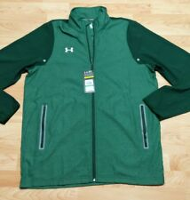 Men's Under Armour UA Performance AllSeasonGear Jacket NEW GREEN , MSRP $75