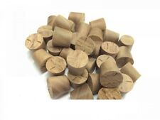 10mm American Black Walnut Tapered Pellets/Plugs
