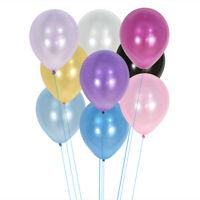 30PCS 10inch Latex Balloon Wedding Birthday Party Helium Balloons Decor Popular