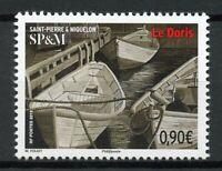 Saint-Pierre & Miquelon SP&M 2019 MNH Le Doris Fishing Boat 1v Set Boats Stamps