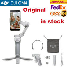 New DJI OM 4 OSMO MOBILE 4 Handheld Foldable Stabilizer Gimbal For SmartPhone