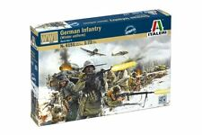 ITALERI 6151 1/72 Infanterie Allemande Hiver – German Infantry (Winter Uniform)