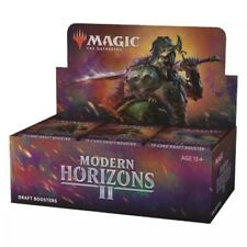 MTG Magic - Modern Horizons 2 Draft Booster Display (36 Packs) (Deutsch)