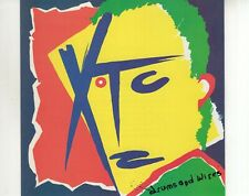 CD XTCdrums and wiresUK 1985 NO BARCODE EX (B3245)