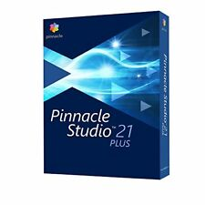 Corel Pinnacle Studio plus (v. 21) Box-pack 1 Benutzer