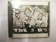 THE 3 B's Blind, Black & Breathless – 1996 UK CD  – Contemporary Jazz - NEW!