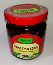 "DIPPING SAUCE NAM PLA WAN ""TA KRAI"" FOR ,MANGO, GUAVA THAI FOOD 215G"