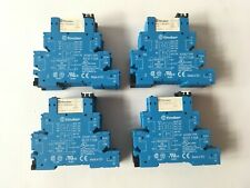 20 pieces Finder 93.01.7.024 sockets + 20 Finder 34.51.7.024.0010 relay. NEW