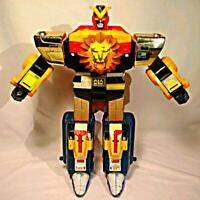 Power Rangers Chojuu Sentai Liveman DX Live Robo Chogokin BANDAI Japan Vintage