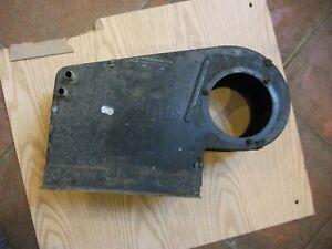 MG Midget 1500 Heater Casing