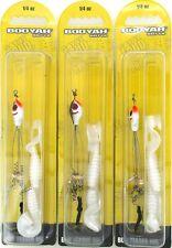 (3) Booyah Bait Company 1/4 Oz Booyah Boo Teaser Rig Alpine BYBTR14685