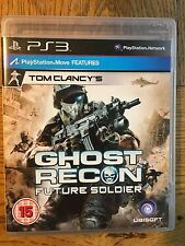 TOM CLANCY'S Ghost Recon Future Soldier (non sigillata) - PS3 UK releasenew!